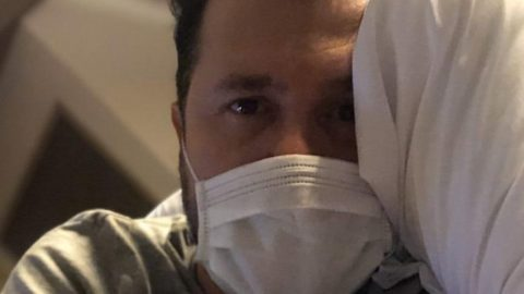 Corona virüsü şüphesiyle hastaneye yatırılan Levent Dörter'den açıklama!