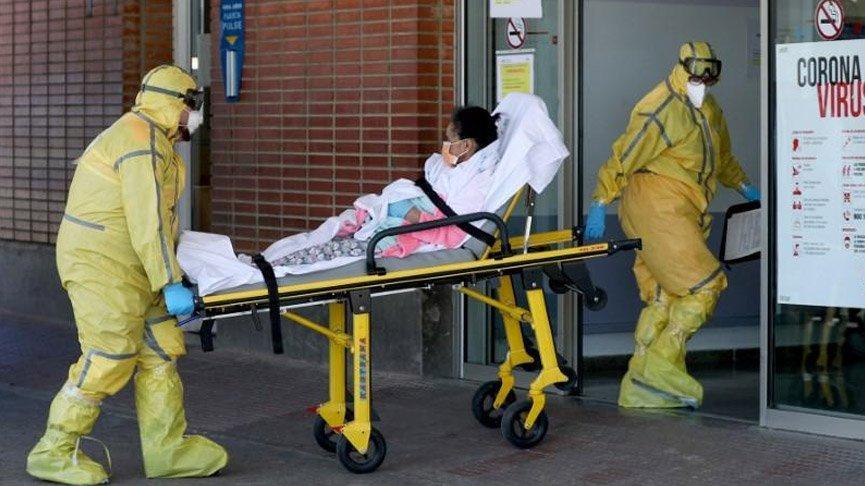İspanya'da korkulan oldu! 12 bin 298 sağlık çalışanında corona çıktı