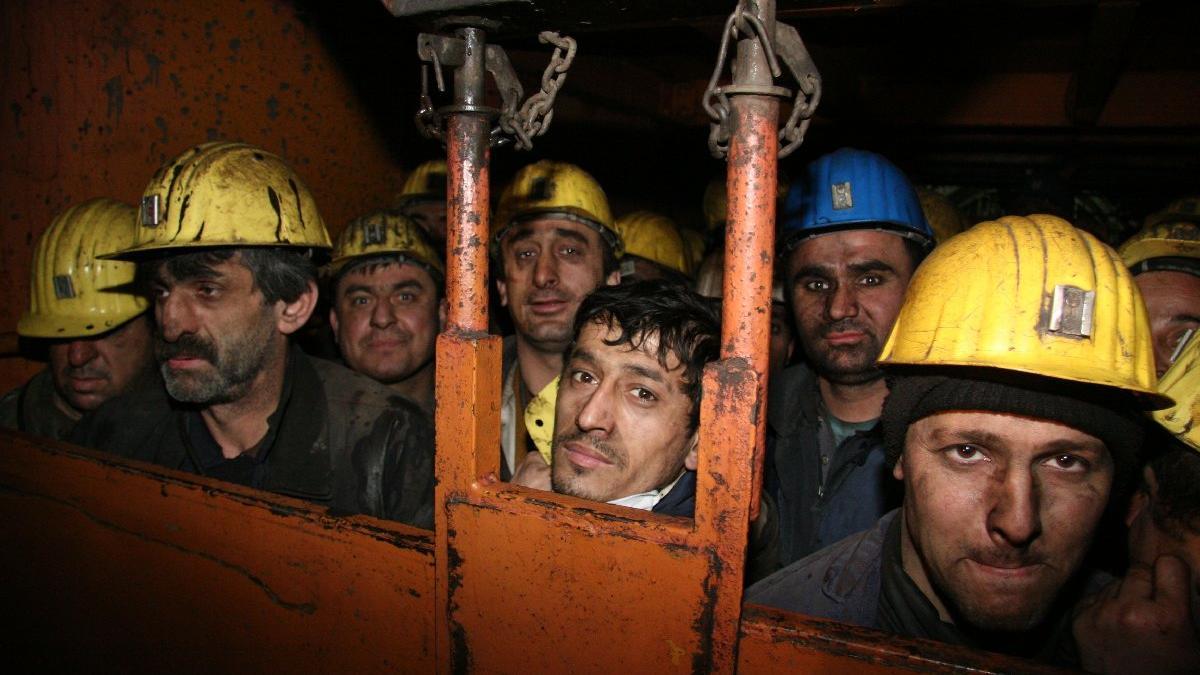 Maden işçileri idari izne çıkarıldı!
