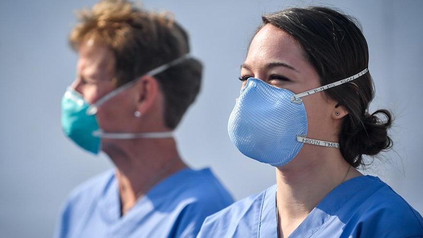 TTB: Sağlık çalışanında Covid-19 iş kazası sayılmalı