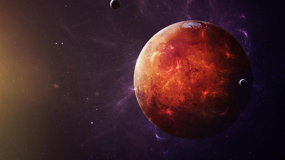 Mars Kova burcunda: Özgürlük mücadelesi başlıyor!