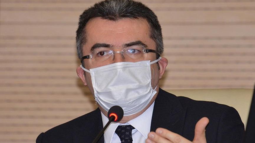 Erzurum Valisi'nden corona virüsü açıklaması: Risk çok yüksek!