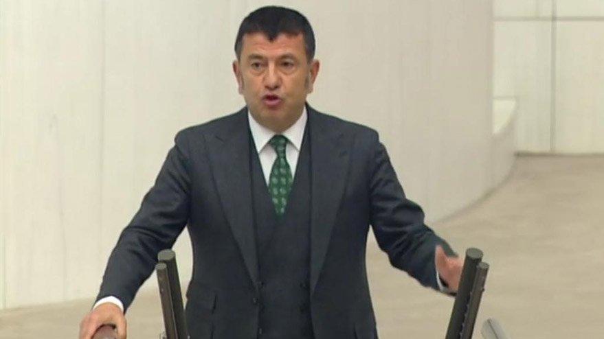 CHP'li Ağbaba'dan İçişleri kararına tepki: Corona virüsü kadar tehlikeli!