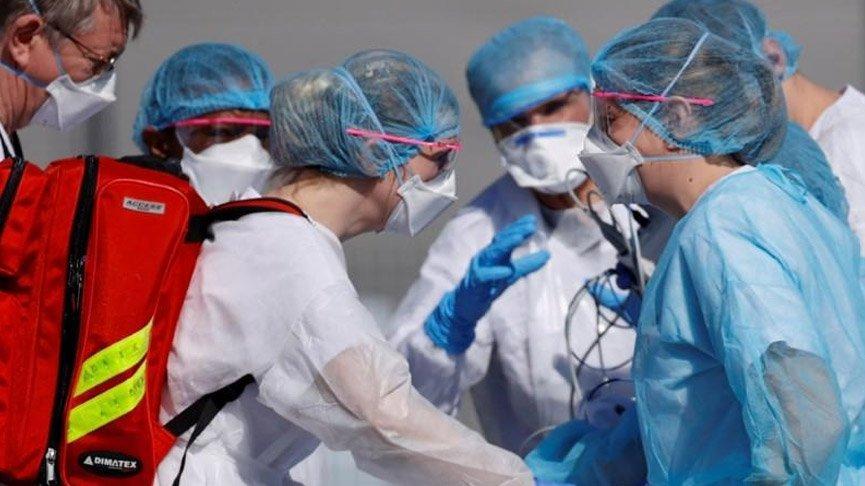 Yunanistan'da corona virüsü vaka sayısı bini aştı