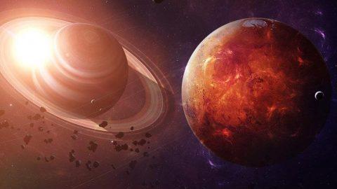 Mars ve Satürn kavgasına dikkat!