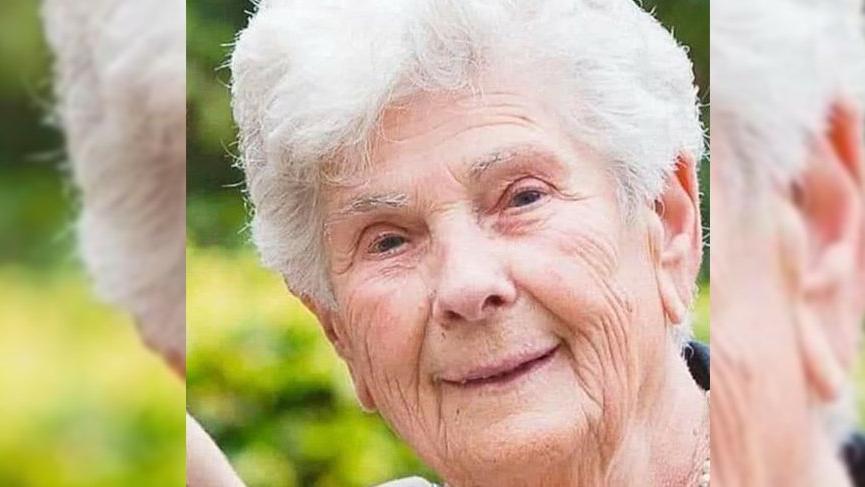 Corona virüsünden ölen 90 yaşındaki kadından büyük fedakarlık
