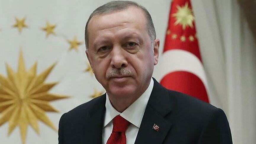 Cumhurbaşkanı Erdoğan'dan corona virüsüyle mücadele mesajı!