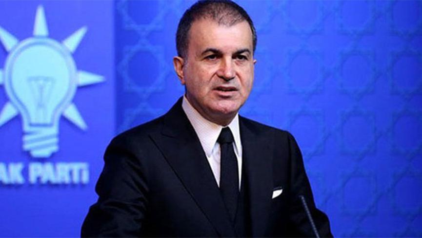 AKP Sözcüsü Çelik'ten corona açıklaması