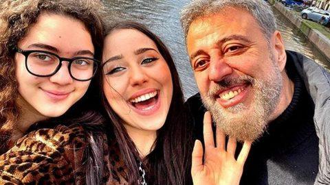 Hamdi Alkan kızlarına seslendi