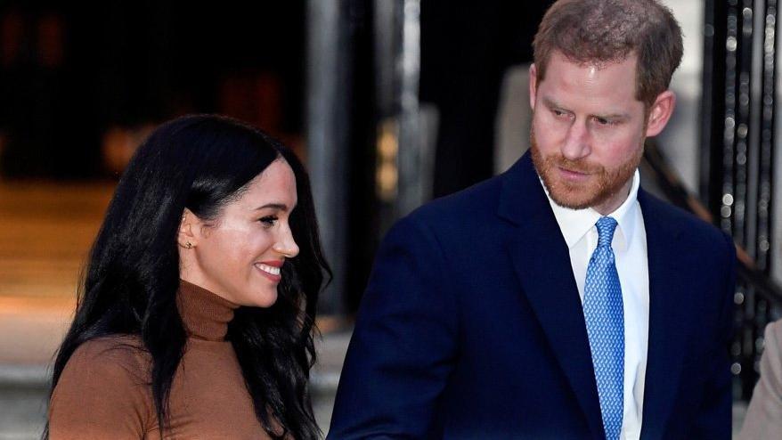 Prens Harry ve Meghan Markle 20 milyon dolarlık villa bakıyor