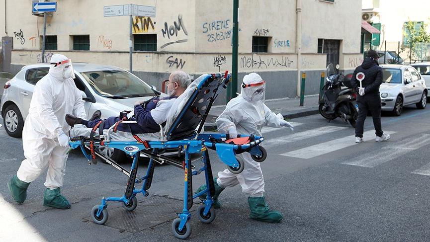 İtalya'dan Türkiye'ye corona virüsü ile ilgili çok önemli uyarı!