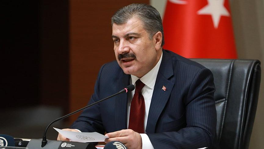 Son dakika... Bakan Koca, Türkiye'deki son corona virüsü vaka sayısını açıkladı (03.04.2020)