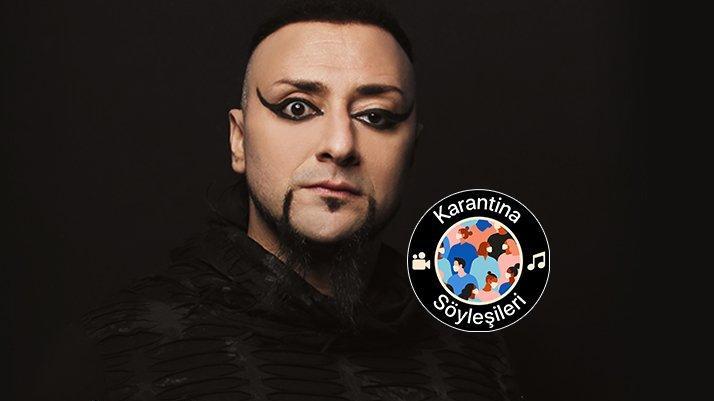 Karantina Söyleşileri | Hayko Cepkin: Müzik sektörü pek çok fosilleşmiş mantar kafalıdan oluşuyor