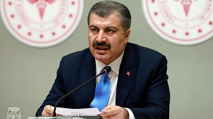 Son dakika… Sağlık Bakanı Koca açıkladı: Türkiye'de corona virüsünden ölenlerin sayısı yükseldi