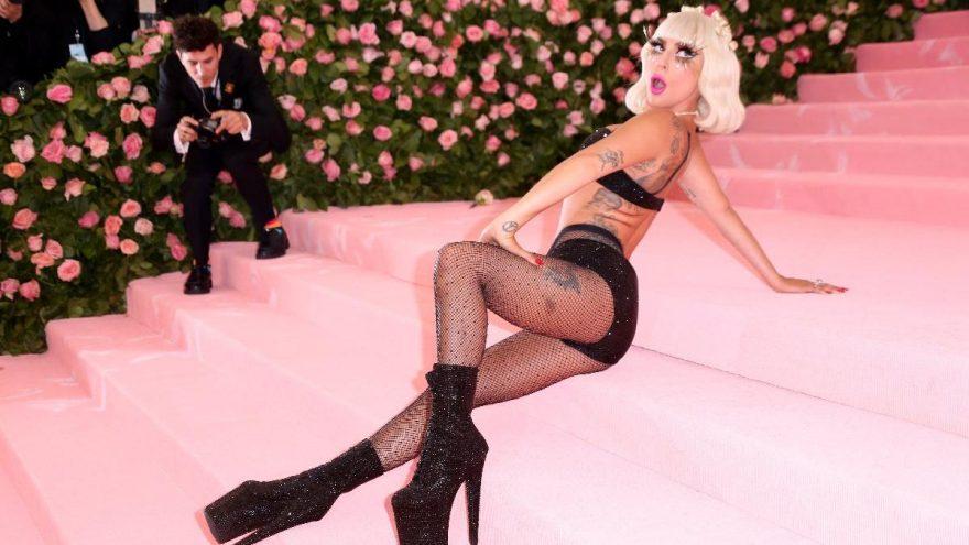Lady Gaga yeni albümünün görsellerini paylaştı
