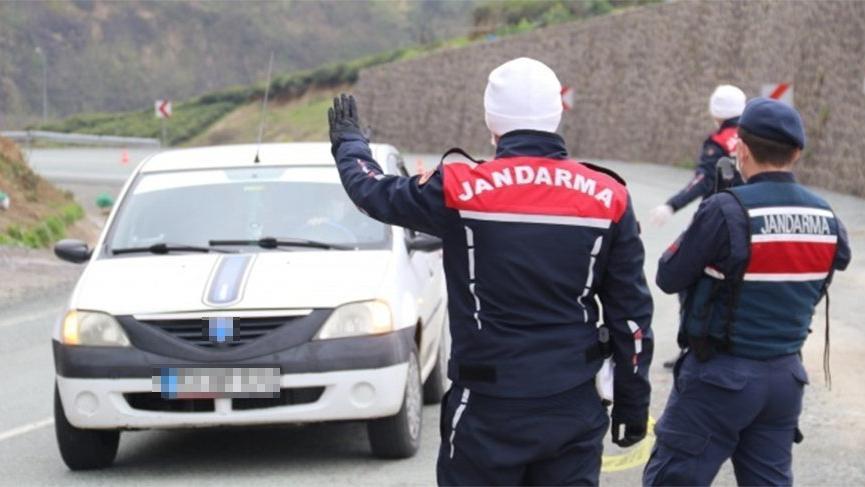 Zonguldak'ta ilçeler arası geçişler de yasaklandı