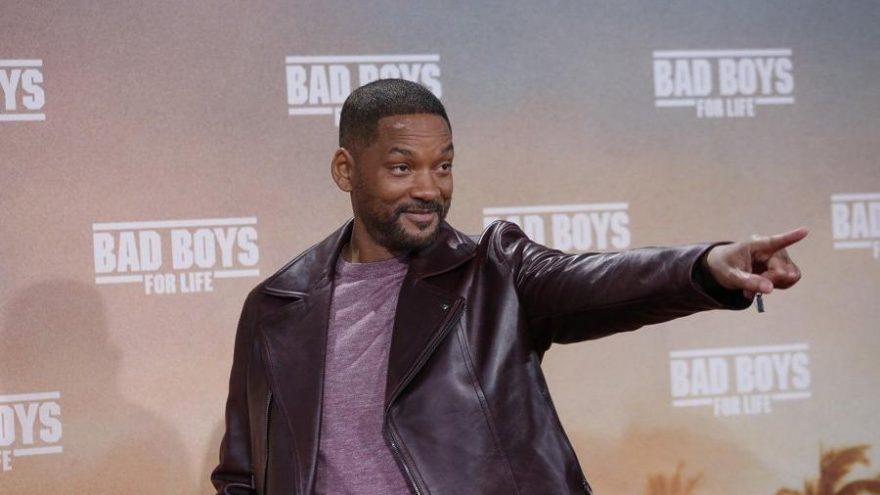 Will Smith karantina günlerini 12 bölümlük dizi yaptı