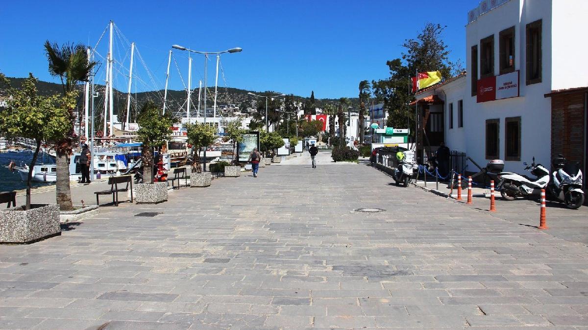 CHP'li Belediye Başkanı Aras'tan kritik çağrı: Bodrum'a da giriş çıkış yasaklanmalı