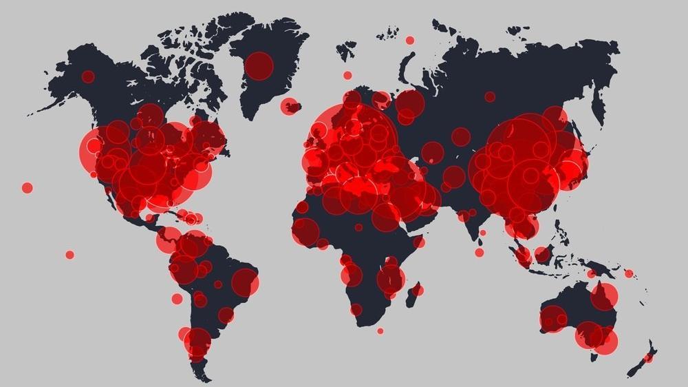 Türkiye'nin corona virüsü haritası: İstanbul, Ankara, İzmir! İşte il il ilçe ilçe corona virüsü haritası