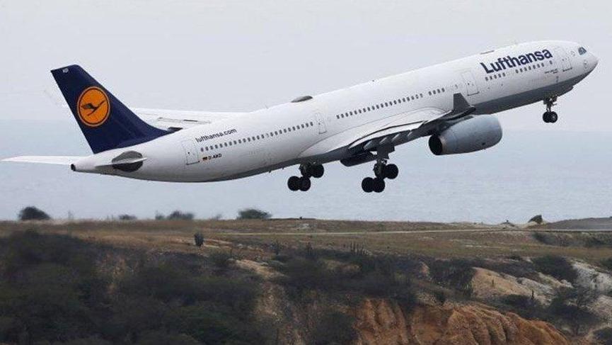 Alman havayolu şirketi Lufthansa'da corona virüsü krizi! Kapattılar
