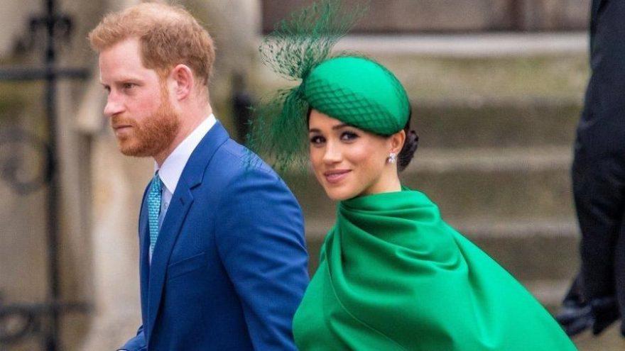 Meghan Markle ve Prens Harry'nin Achewell adlı hayır kurumuna oğulları Archie ilham verdi