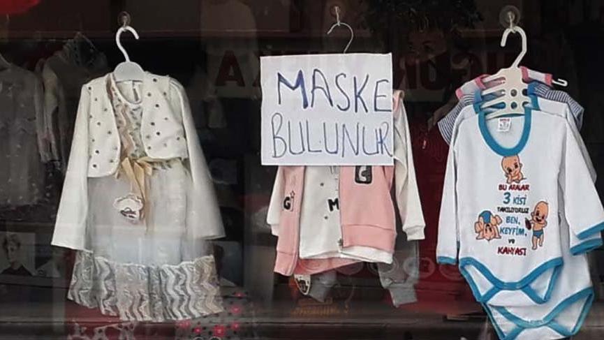 Türkiye'nin ücretsiz maske ile imtihanı