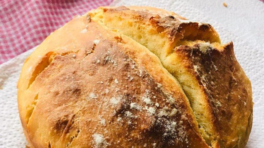 Evde pratik ekmek yapımı! Evde kolay emek tarifi ve malzemeler…
