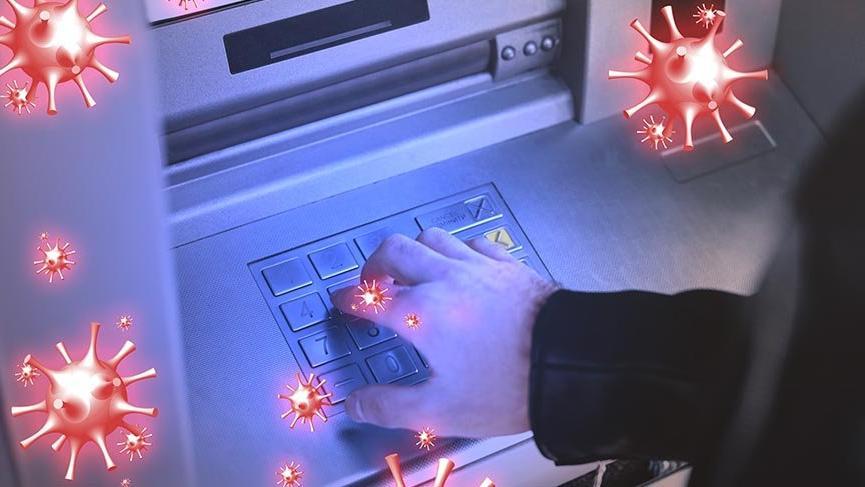 ATM'lerdeki corona riski! Para çekerken nelere dikkat etmeli?