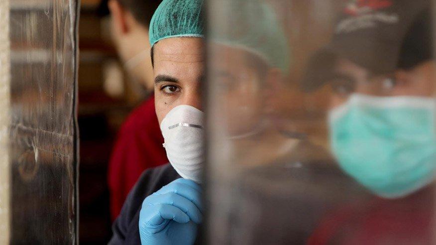 Filistin'den kötü haber! Test kitlerinin tükendiği duyuruldu