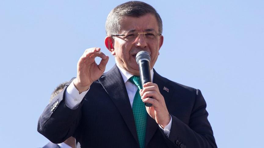 Ahmet Davutoğlu'ndan Birleşmiş Milletler'e çağrı