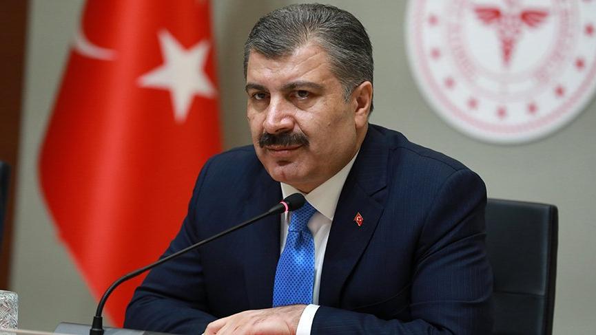 Bakan Koca, Türkiye'deki son corona virüsü vaka sayısını açıkladı (08.04.2020)