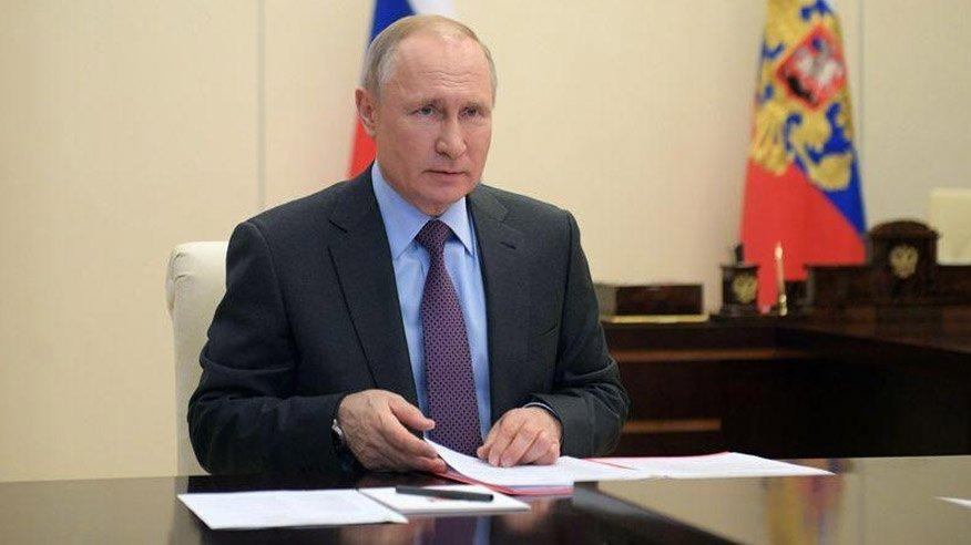 Rusya'da corona krizi! Putin ekonomi için harekete geçti