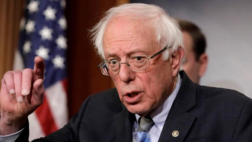 Bernie Sanders adaylıktan çekildi!