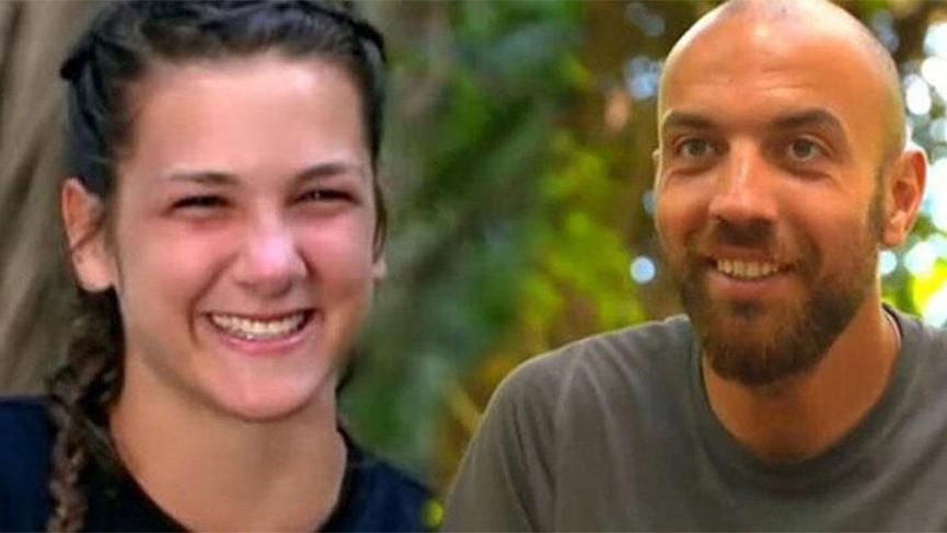 Survivor Sercan ve Nisa arasında aşk mı var?