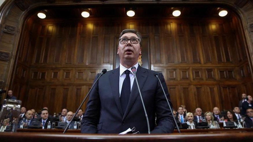 Sırbistan Cumhurbaşkanı açıkladı: Oğluma corona bulaştı!