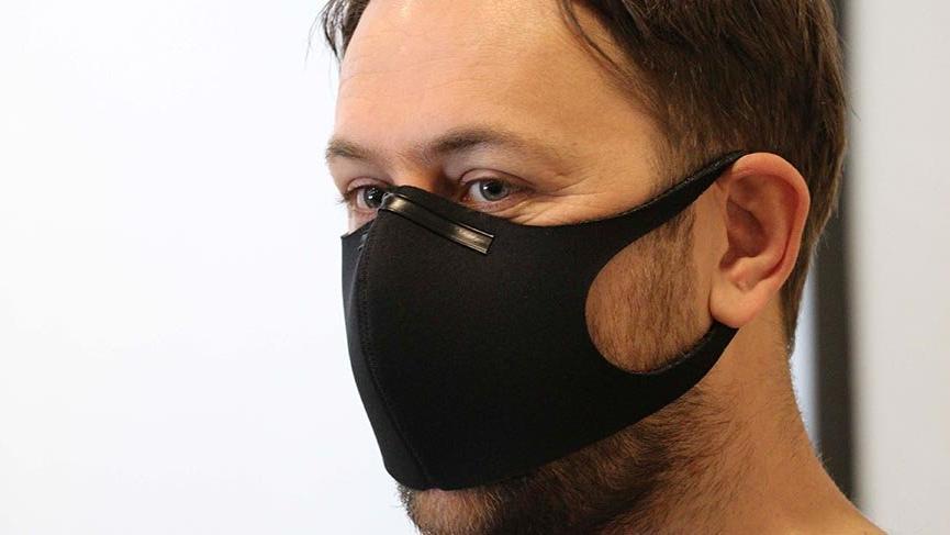 siyah maske koronavirüsten korur mu?