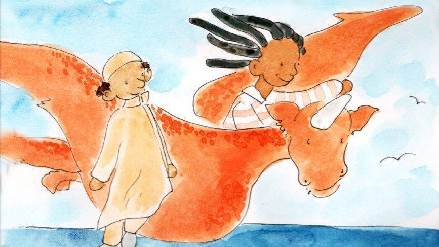 Dünya Sağlık Örgütü'nden çocuklara corona virüsü kitabı