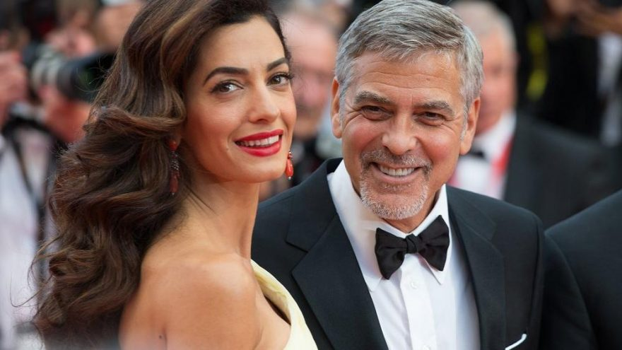 George ve Amal Clooney, corona virüsü ile mücadele için bağışta bulundu