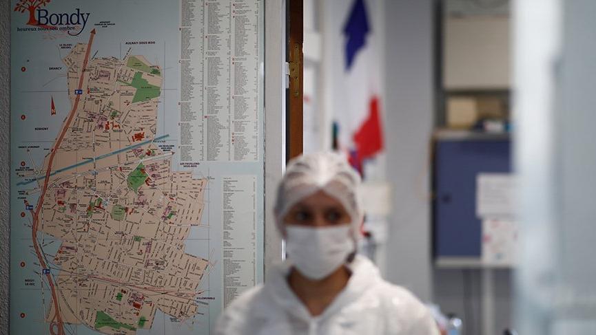 Fransa'da korkunç tablo! Ölümler 13 bini aştı