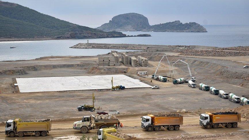 5 binden fazla işçinin çalıştığı Akkuyu'da corona çıktı