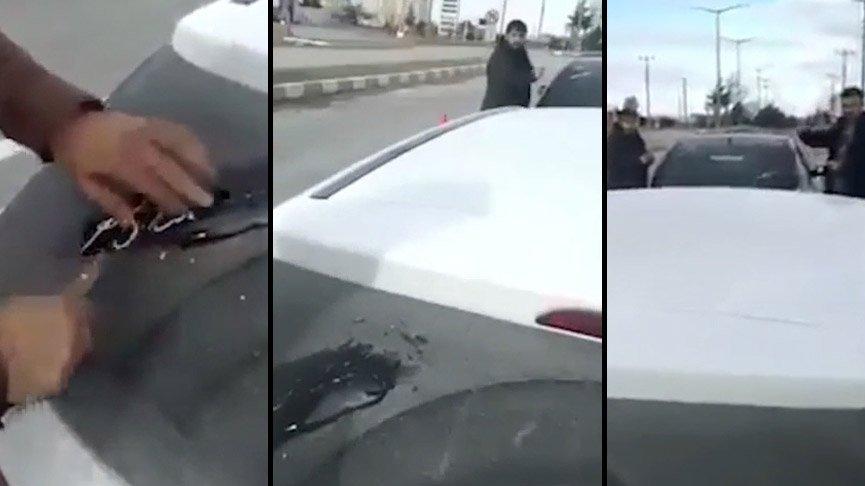 CHP'li vekilden o görüntülere sert tepki: Atatürk'ü sildirmeye çalışan polis kalamaz!