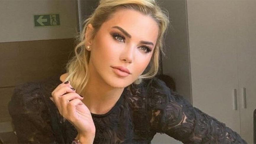 Ece Erken ayrıldığı sevgilisi Şafak Mahmutyazıcıoğlu'nun boşanma belgesini paylaştı