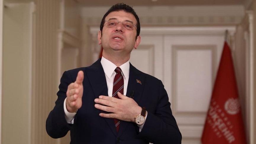 AKP'li başkan yardımcısından çirkin İmamoğlu paylaşımı!