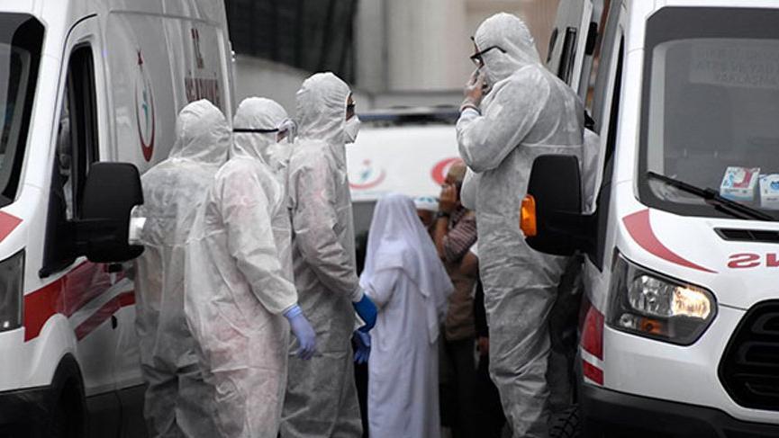 Türkiye'deki corona salgınında vaka ve can kaybı sayısı açıklandı
