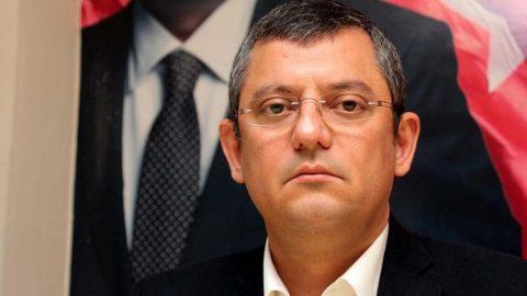 CHP'li Özel'den af yasa tasarısına sert tepki: Bu adalet değil