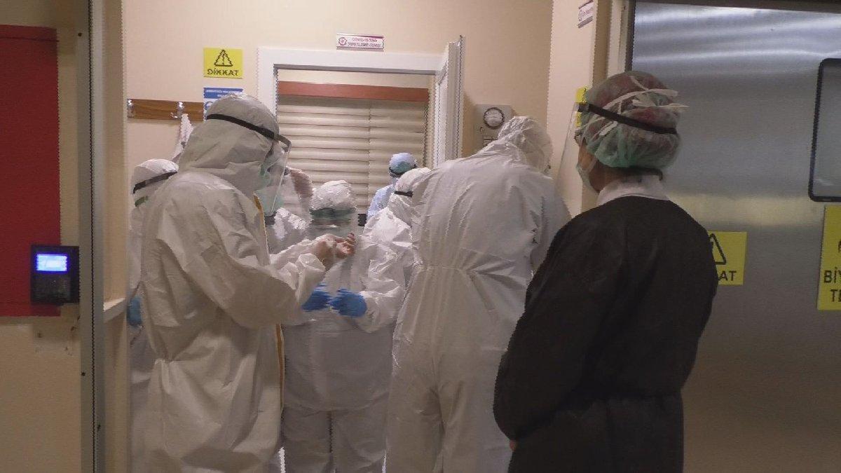 Fırat Üniversitesi'nde corona virüsü tanı laboratuvarı kuruldu