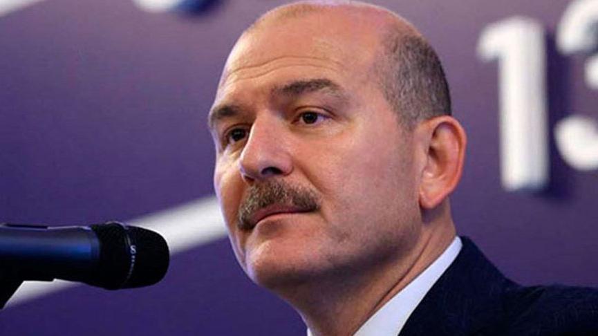 İçişleri Bakanı Süleyman Soylu'dan sokağa çıkma yasağı açıklaması