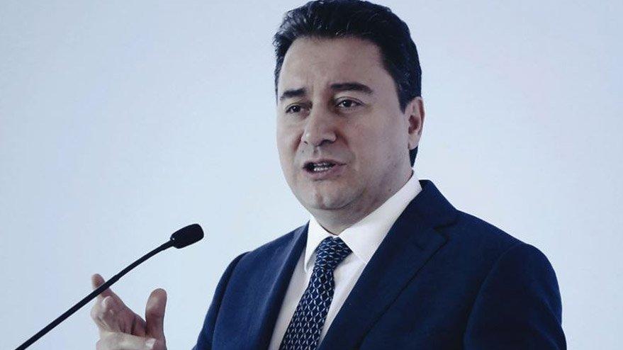 Ali Babacan: Türkiye tek bir karar merciine sığdırılamayacak kadar büyük bir ülkedir