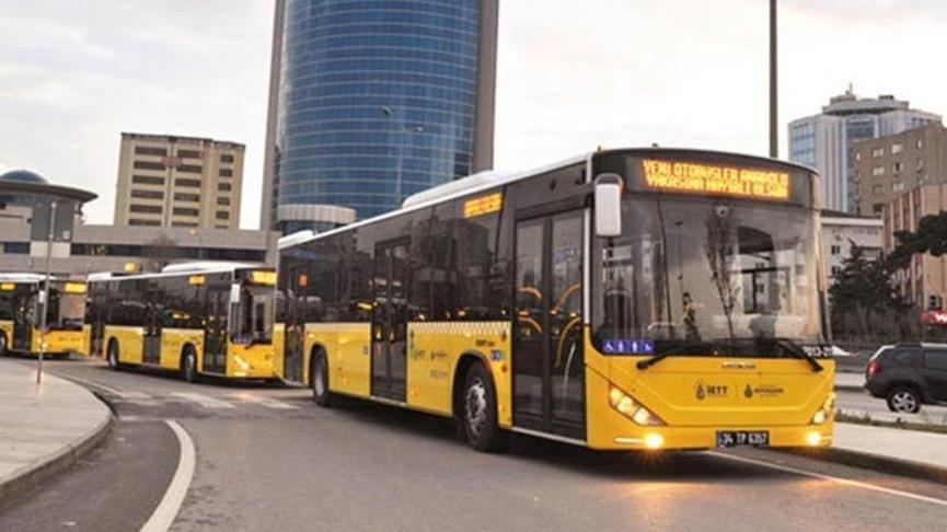 İBB sağlık çalışanları için 150 otobüs tahsis etti