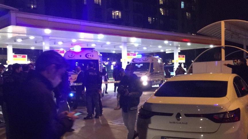 Beyoğlu'nda polise silahlı saldırı: Şüpheli hayatını kaybetti!